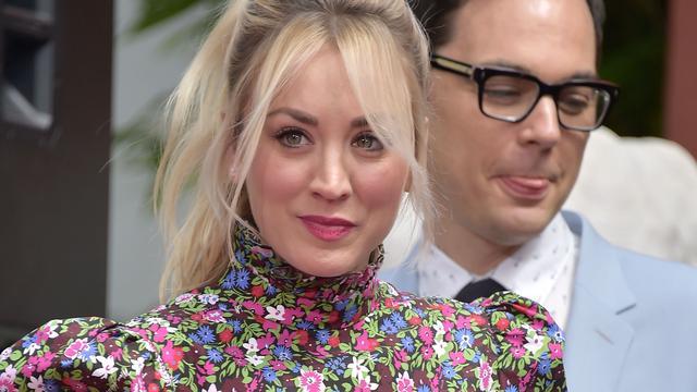 Big Bang Theory-actrice Kaley Cuoco in nieuwe thriller