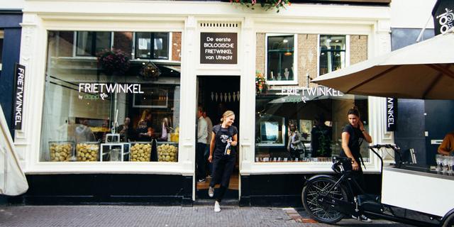 Frietwinkel heeft beste friet van Utrecht