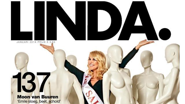 Tijdschriften LINDA. naar Talpa, Linda de Mol wordt creatief directeur Net5