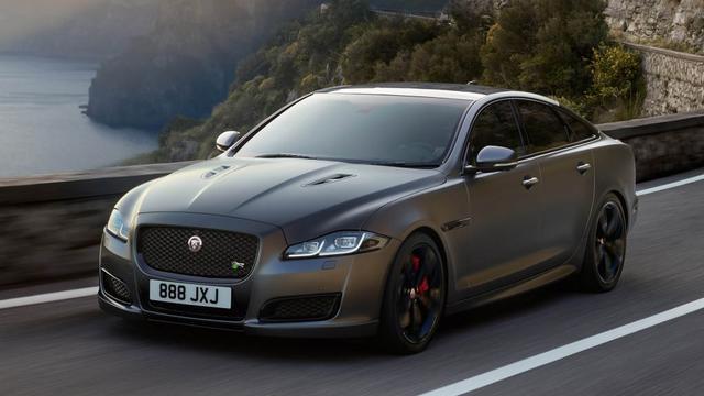 Jaguar introduceert XJ met 575 pk