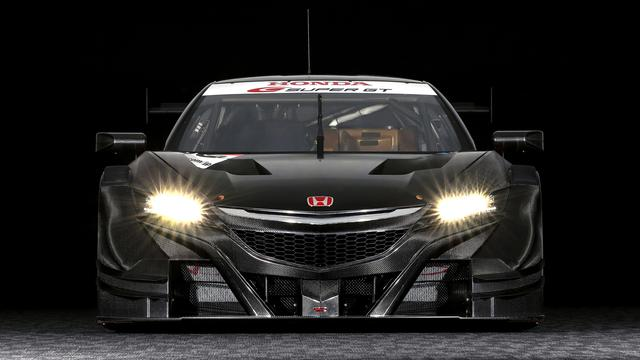 Honda het circuit op met NSX GT