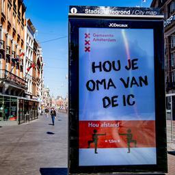 Onderzoek: Coronacrisis kost regio Amsterdam maandelijks 1,6 miljard euro
