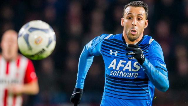 El Hamdaoui traint mee bij Jong FC Twente en hoopt op contract