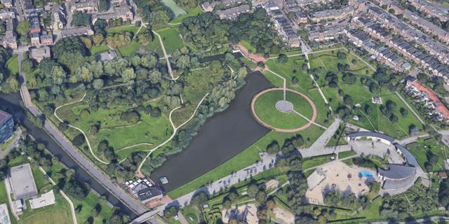 Utrecht ontvangt 2,8 miljoen euro vanwege ontdekking bacterie in Griftpark