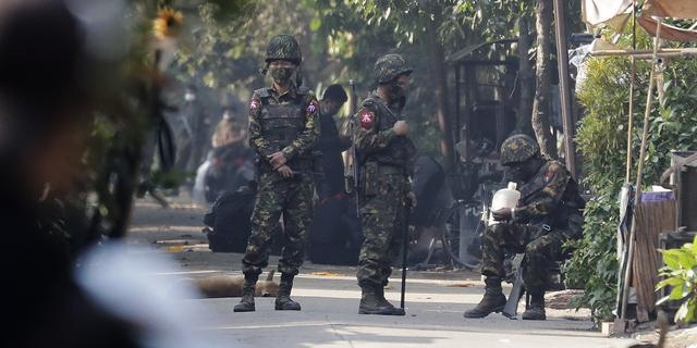 Leger Myanmar zet steeds vaker dodelijk geweld in tegen demonstranten