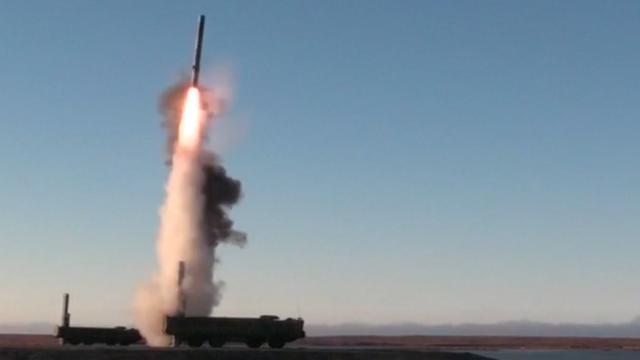 Russen testen kustverdedigingssysteem bij Noordelijke IJszee