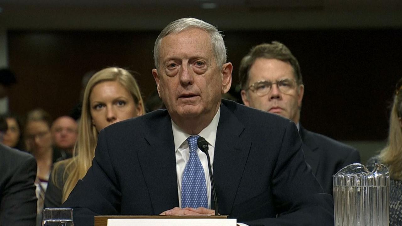Mattis: 'Internationale militaire samenwerking VS belangrijk'