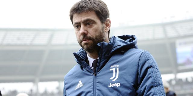 Juventus-voorzitter Agnelli wil video-arbiter in CL na omstreden penalty
