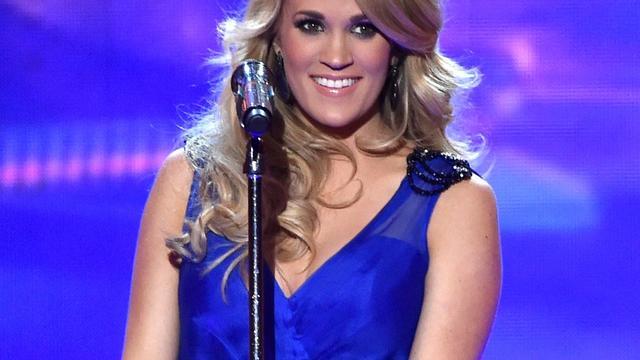 Carrie Underwood wint Zangeres van het jaar op Country Music Awards