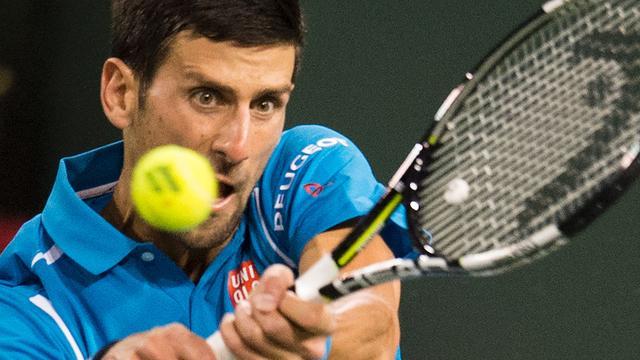 Djokovic en Nadal bereiken kwartfinales in Indian Wells