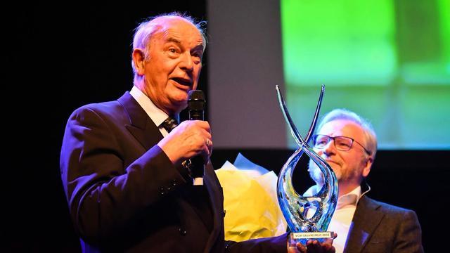VOA oeuvreprijs voor ondernemerschap Jan Zeeman