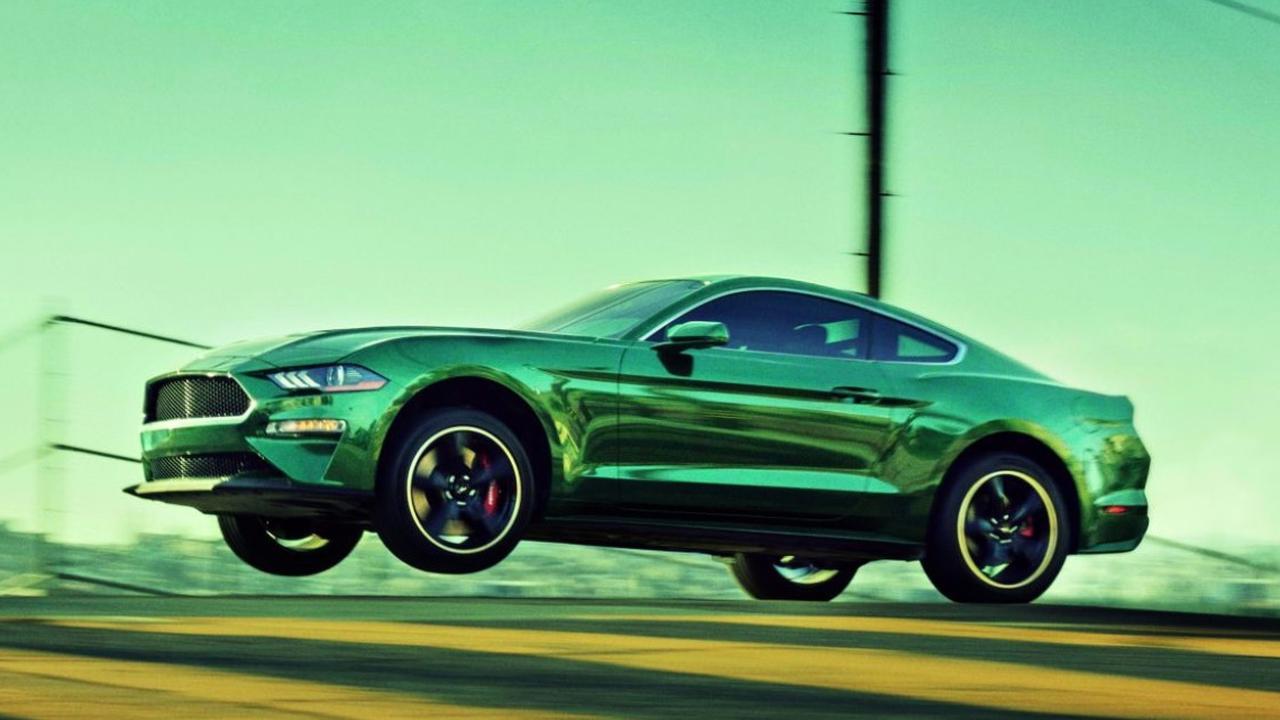 Eerste rijtest: Ouderwets genieten met de Ford Mustang Bullitt