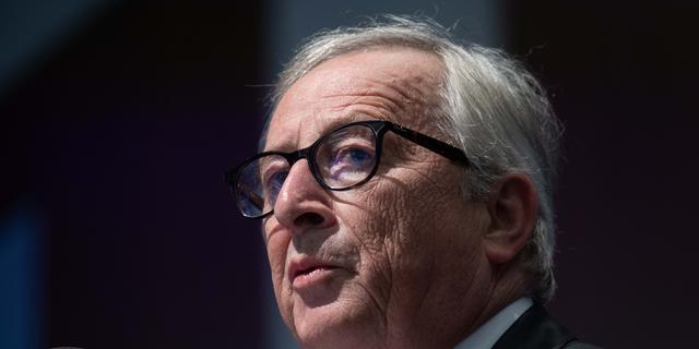 EU-commissievoorzitter Juncker: 'Voordracht opvolger was niet transparant'