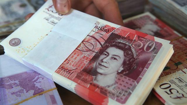 Koers Britse pond zakt na verkiezingsuitslag Verenigd Koninkrijk