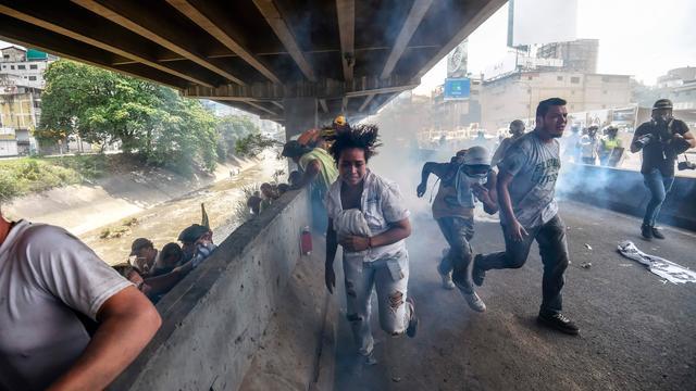 Protesten Venezuela kosten nog meer levens