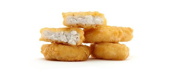 Kipnuggets van McDonald's tijdelijk niet verkrijgbaar door productiefout