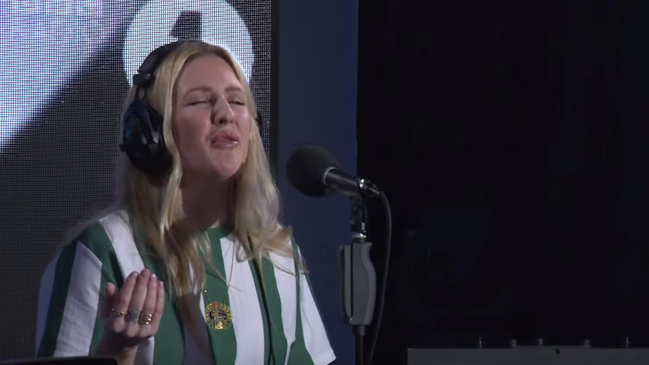 Ellie Goulding - Love Me Like You Do in the Live Lounge