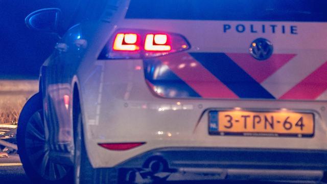 Politie houdt man aan met bolletjes drugs in onderbroek