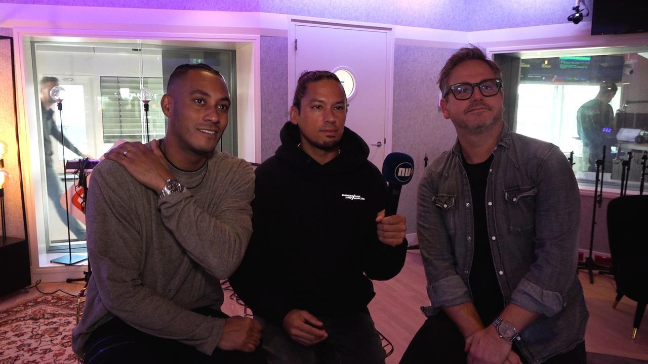 Samenwerking Meeuwis met dj-duo: 'Compleet uit comfortzone'