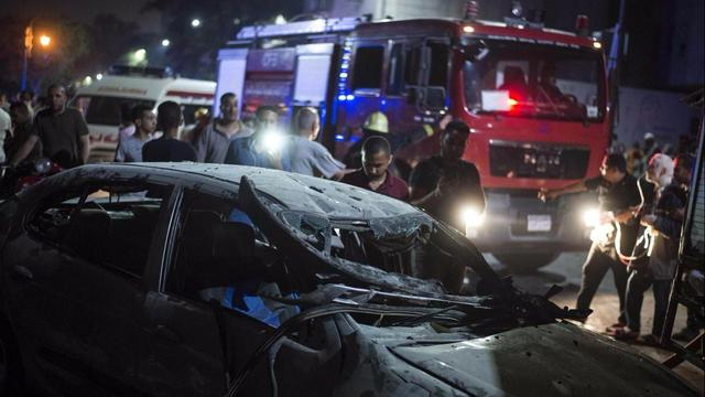 Negentien doden in Caïro na ontploffing bij instituut voor kankeronderzoek