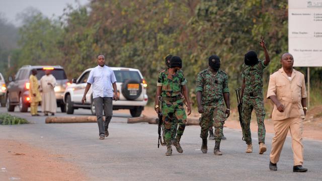 Toenemende onrust met ex-militairen in Ivoorkust