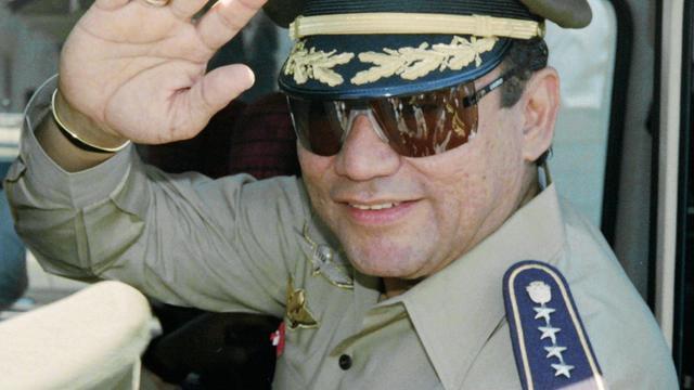 Voormalige Panamese dictator Manuel Noriega (83) overleden