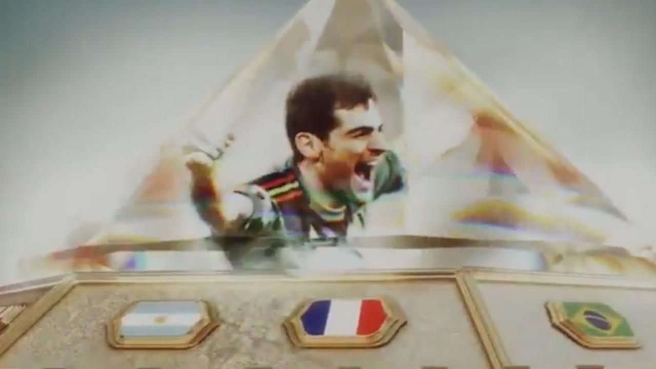 Oud-wereldkampioenen schitteren in officiële WK-video