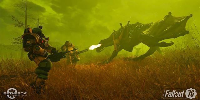 Bethesda ontzegt spelers toegang tot Fallout 76 na homohaat