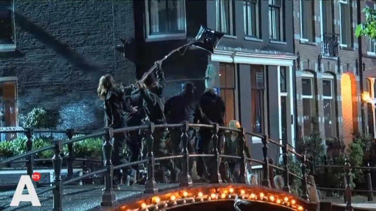 Filmen in Amsterdam