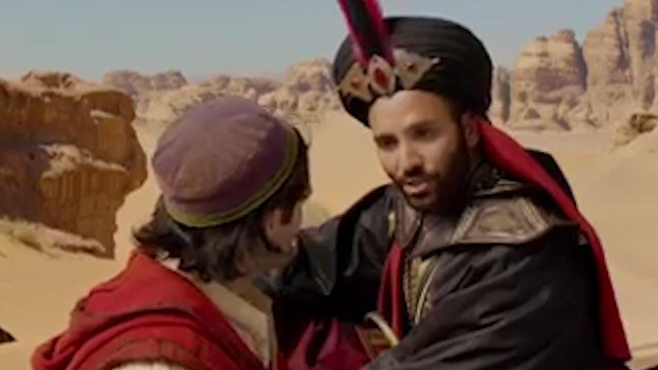 Marwan Kenzari speelt slechterik in nieuwe Aladdin-trailer