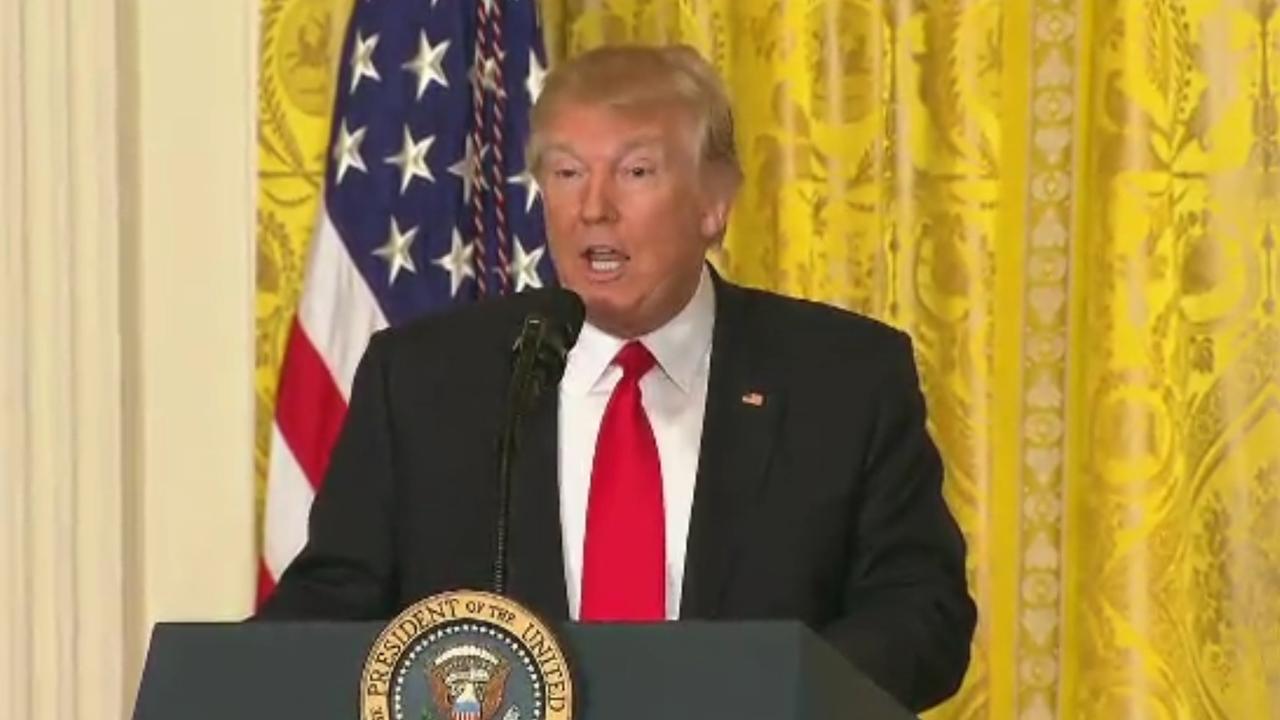 Trump komt volgende week met nieuw decreet voor inreisverbod