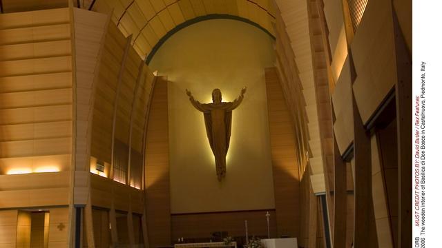 Resten van hersenen Italiaanse heilige gestolen uit kerk