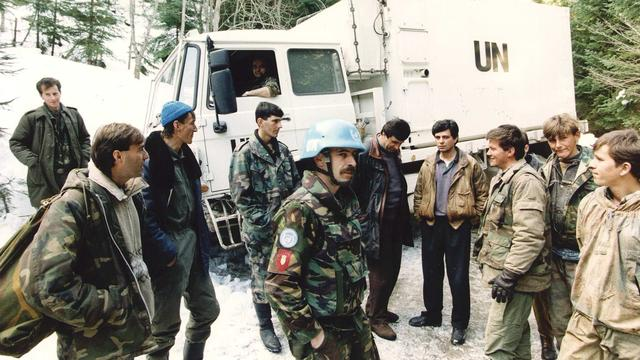 Dutchbat-veteranen Srebrenica claimen geld bij Nederlandse Staat