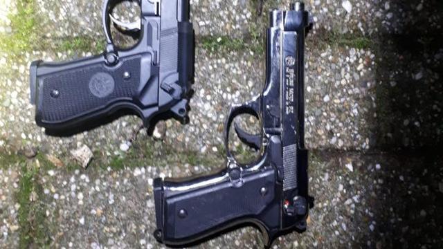Twee verdachten in Koudekerke aangehouden voor plannen straatroof