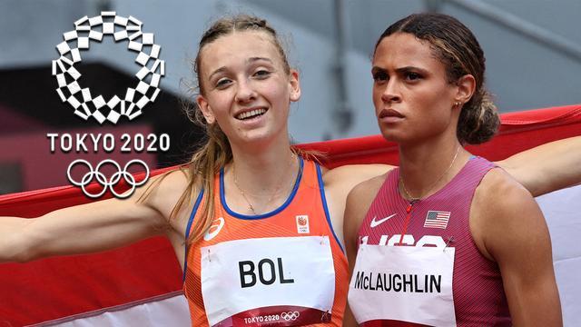 Tokio-update: 'Dit is pas het begin van episch duel Bol en McLaughlin'