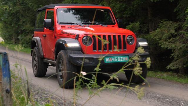 Eerste rijtest: Is de nieuwe Jeep Wrangler weer een échte Jeep?