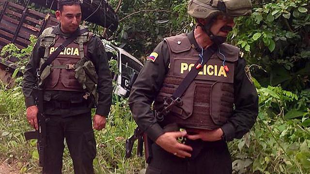 Veel doden bij ongeluk legerhelikopter Colombia