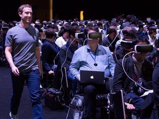 Directeur Zuckerberg verwacht ontwikkeltijd van vijf à tien jaar