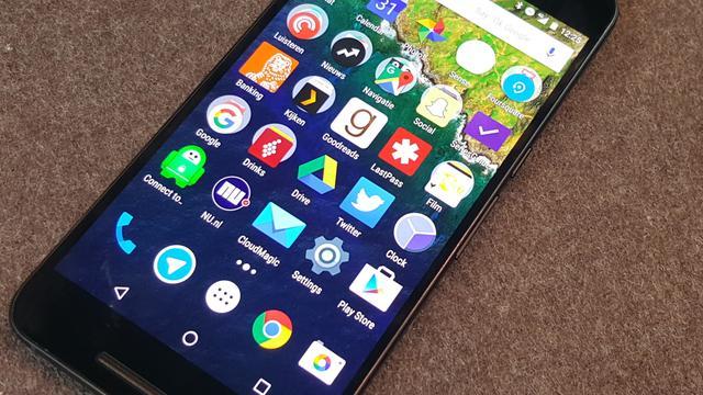 Android krijgt vanaf juni verplicht vierkante iconen voor apps