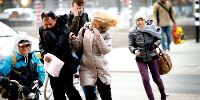 KNMI waarschuwt voor zware windstoten donderdag