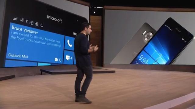 Microsoft blijft zich inzetten voor Windows 10 op smartphones