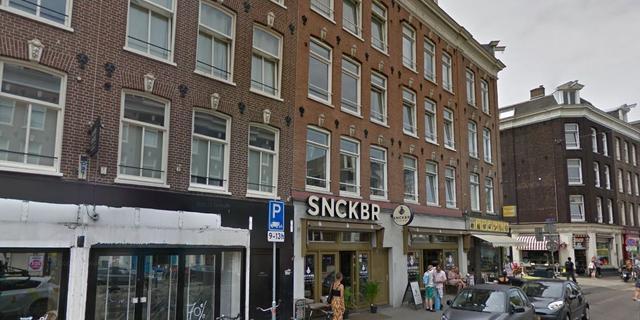 SNCKBR sluit vestigingen aan de Van Woustraat en de Kinkerstraat