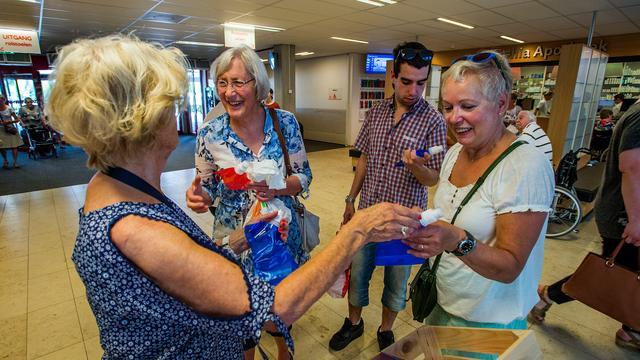 Ziekenhuizen reageren op hitte met ijsjes en verhoogde alertheid