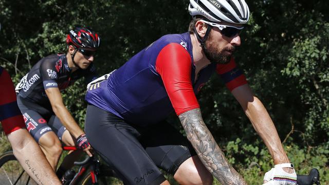 Wiggins maakt rentree op weg in Ronde van Groot-Brittannië