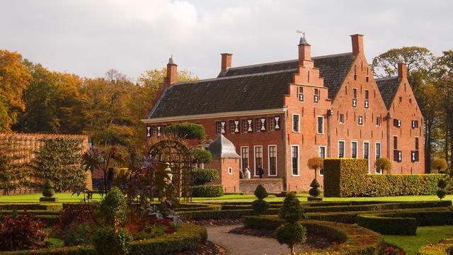 Kasteelmuseum Uithuizen dicht door aardbevingsschade