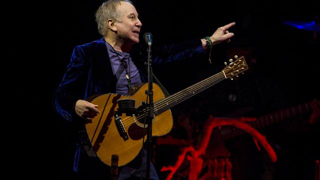 Paul Simon kondigt extra show aan in Ziggo Dome