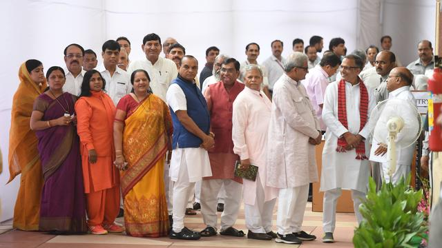 Indiase parlementariërs kiezen president in geheime stemming