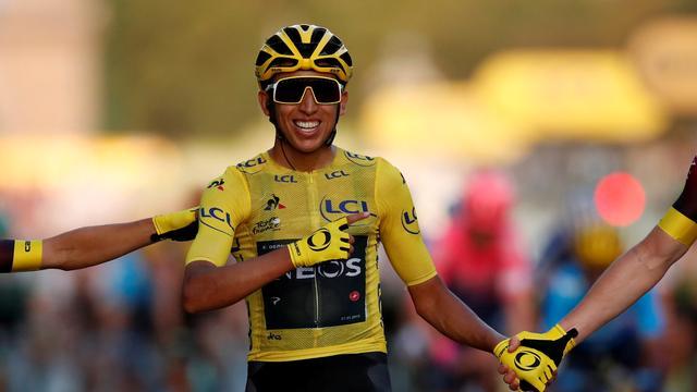 Tour-winnaar Bernal reist zondag naar Europa met Colombiaanse 'sportvlucht'
