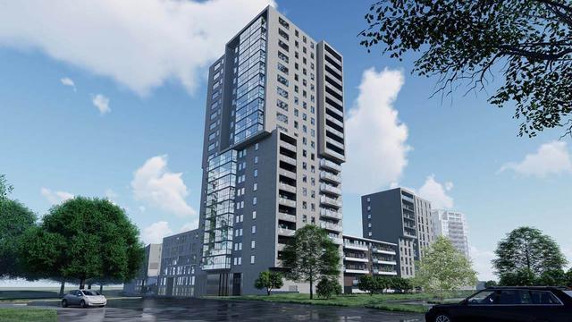 Bijna driehonderd nieuwe woningen op ACM-locatie