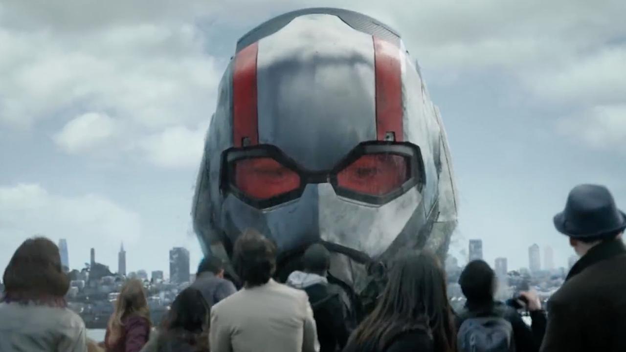 Paul Rudd op de vlucht in eerste trailer Ant-Man and The Wasp
